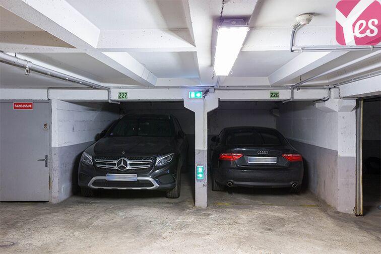 Parking Plaisance 24/24 7/7