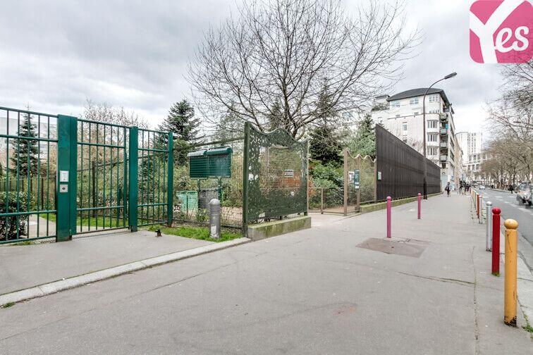 Parking Alexandre Dumas - Boulevard de Charonne location mensuelle
