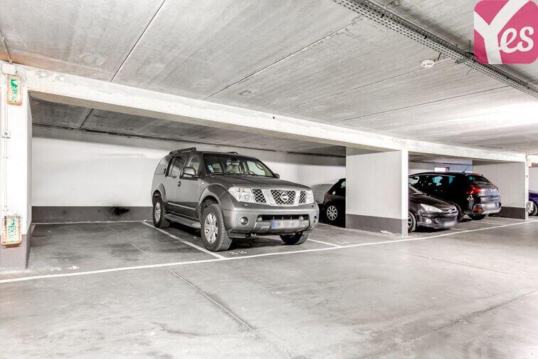 Parking Alexandre Dumas - Boulevard de Charonne 24/24 7/7