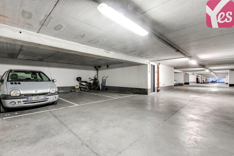 Parking Alexandre Dumas - Boulevard de Charonne Paris
