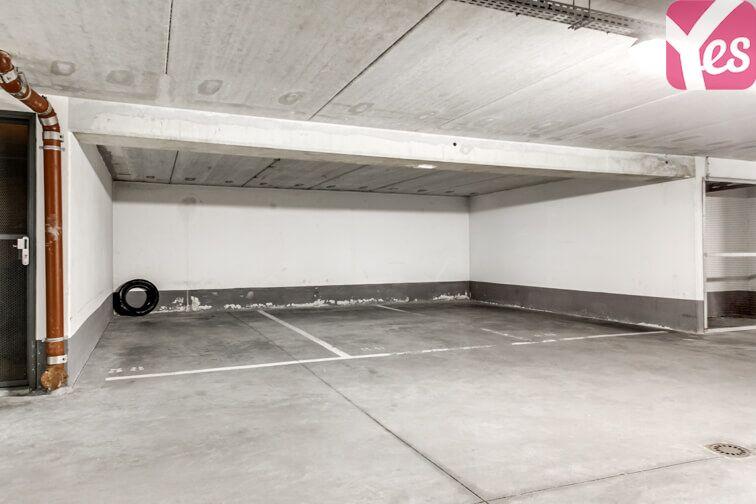 Parking Alexandre Dumas - Boulevard de Charonne sécurisé