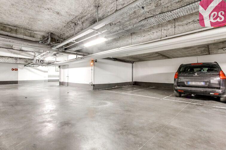 Parking Alexandre Dumas - Boulevard de Charonne garage
