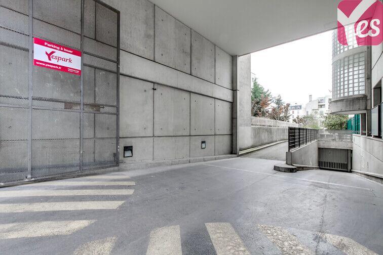 Parking Alexandre Dumas - Boulevard de Charonne box