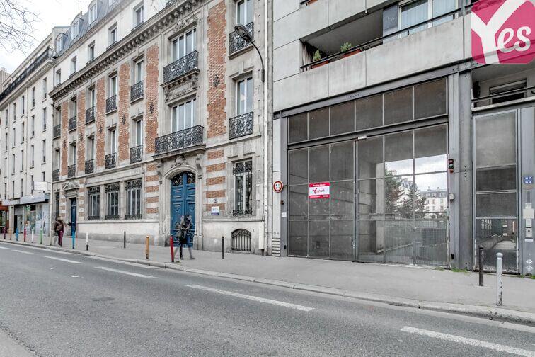 Parking Alexandre Dumas - Boulevard de Charonne à louer