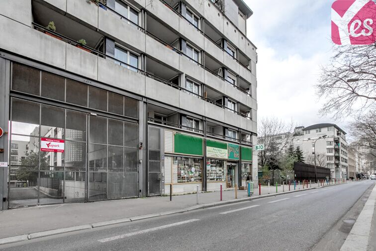 Location parking Alexandre Dumas - Boulevard de Charonne
