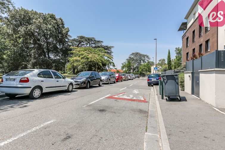 Parking Les Pradettes à louer