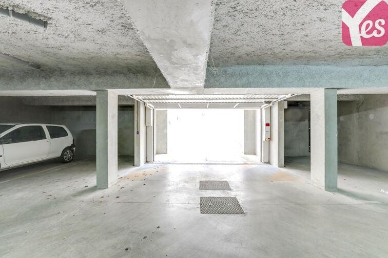 Parking Les Pradettes 36 Chemin des Pradettes