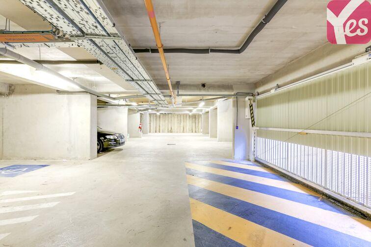Parking Les Cocus location mensuelle