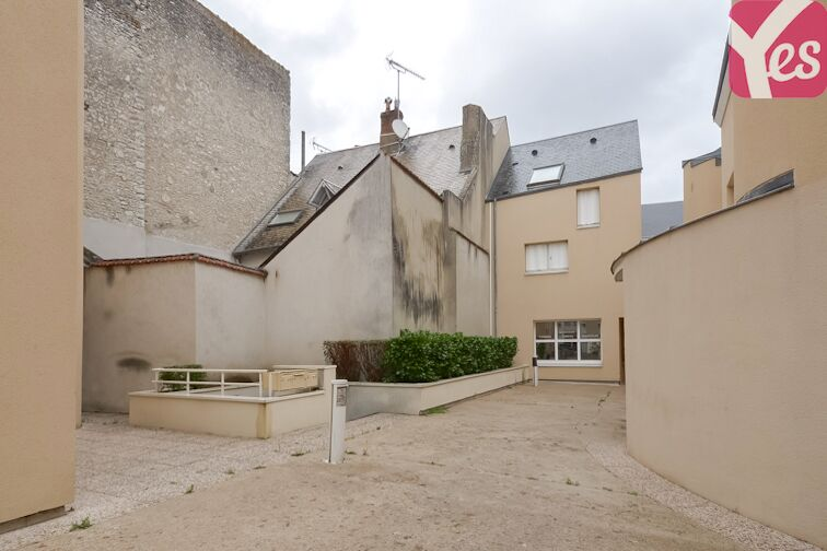 Parking Château de Meung-sur-Loire avis