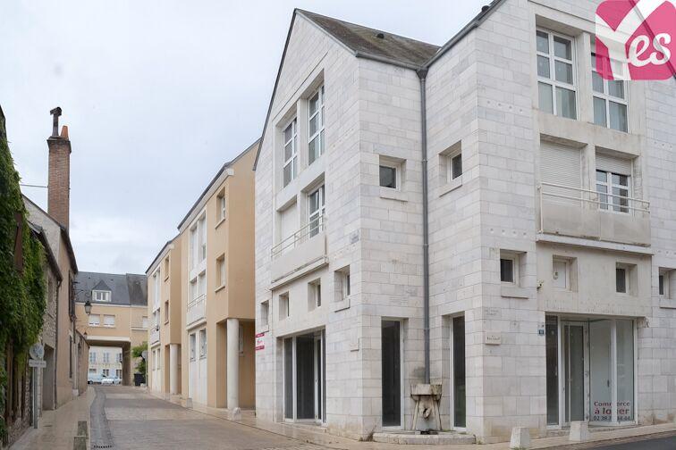 location parking Château de Meung-sur-Loire