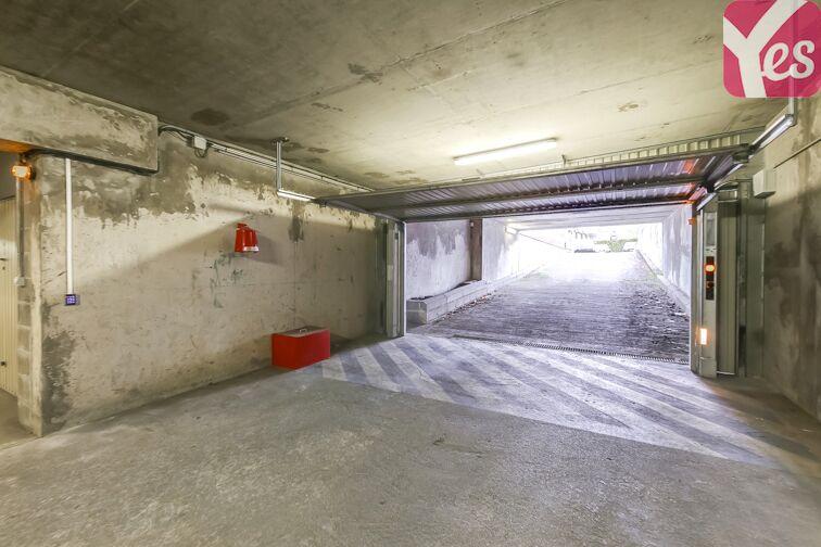Parking Mairie d'Olivet à louer