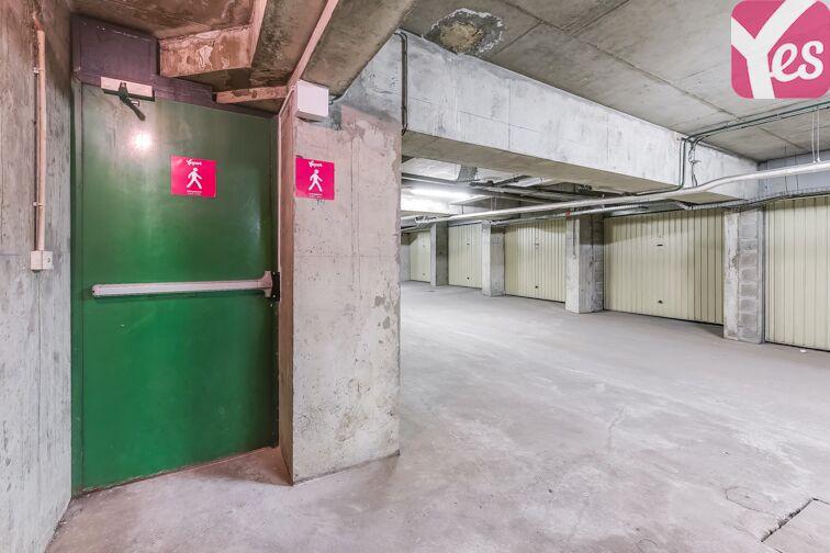 Parking Mairie d'Olivet sécurisé