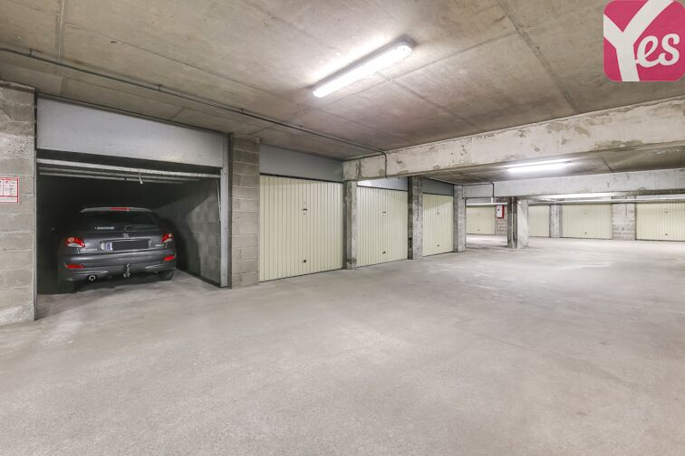 Parking Mairie d'Olivet location mensuelle
