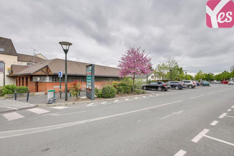 Parking Mairie d'Olivet garage