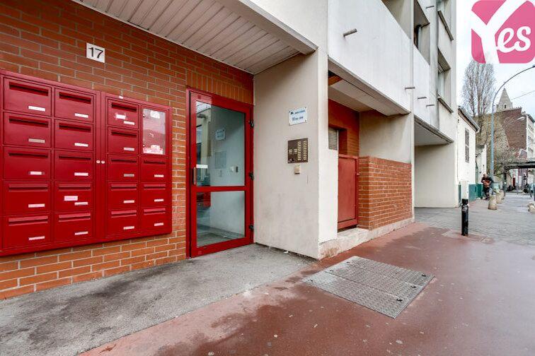 Parking Centre Municipal de Santé - Saint-Ouen pas cher