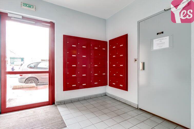 Parking Centre Municipal de Santé - Saint-Ouen souterrain