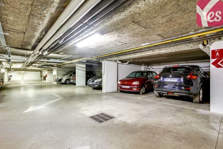 Parking Centre Municipal de Santé - Saint-Ouen avis