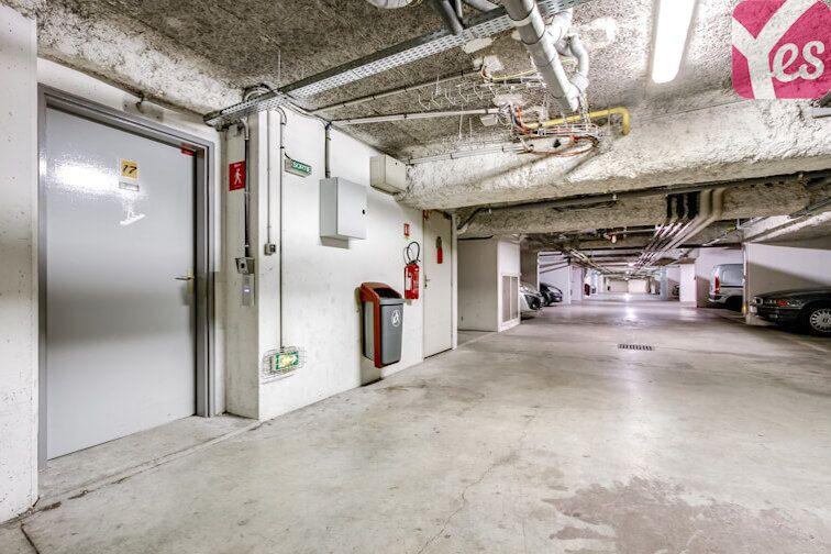 Parking Centre Municipal de Santé - Saint-Ouen Saint-Ouen