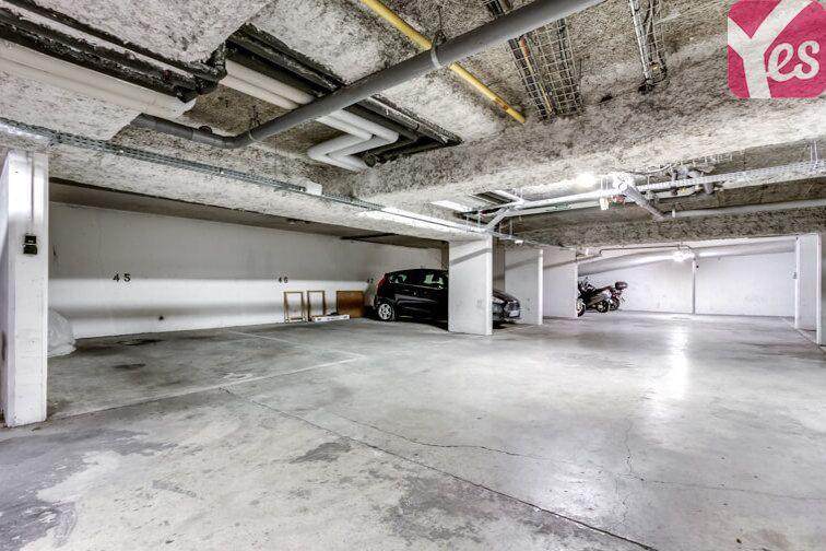 Parking Centre Municipal de Santé - Saint-Ouen gardien
