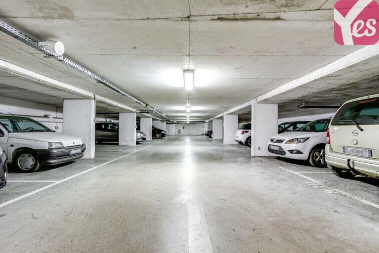 Parking Centre Municipal de Santé - Saint-Ouen 24/24 7/7