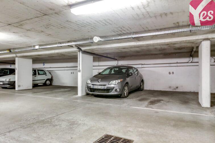 Parking Centre Municipal de Santé - Saint-Ouen sécurisé
