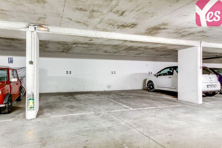 Parking Centre Municipal de Santé - Saint-Ouen 93400