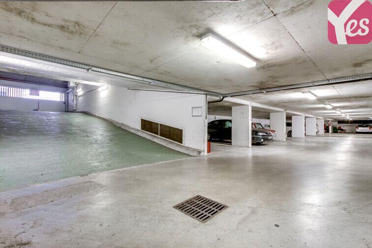 Parking Centre Municipal de Santé - Saint-Ouen box
