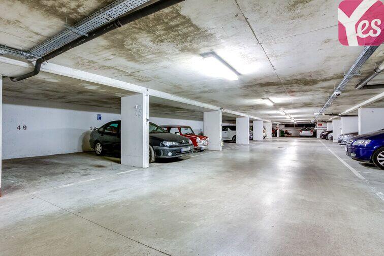 Parking Centre Municipal de Santé - Saint-Ouen 17 rue Louis Blanc