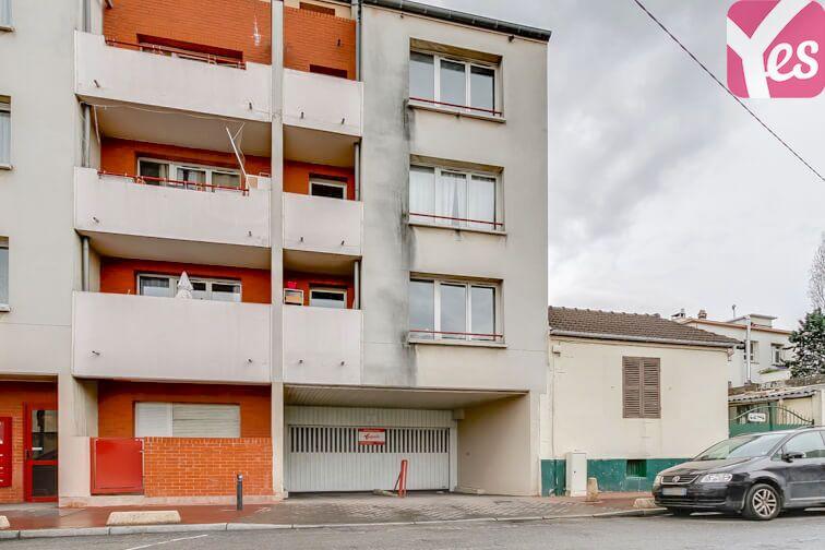 location parking Centre Municipal de Santé - Saint-Ouen