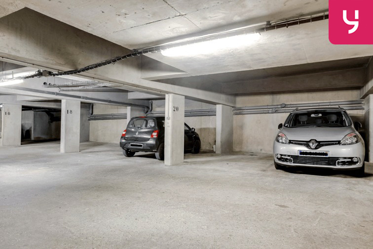 location parking L'arsenal