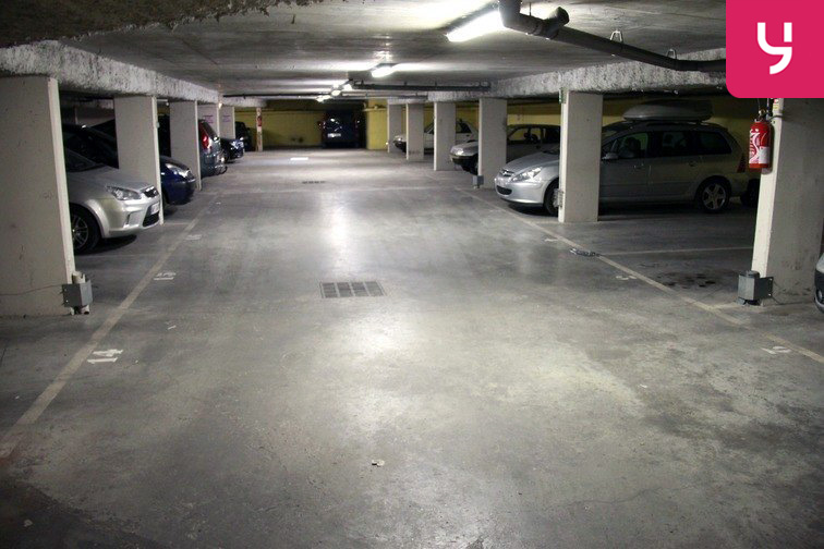 Location parking Saint-Ouen - RER
