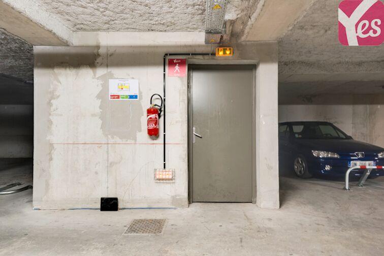 Parking La Pomme Marseille