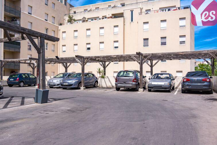 Parking Belle de Mai (aérien) box
