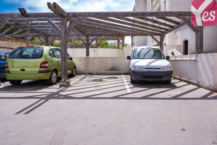 Parking Belle de Mai (aérien) 13003