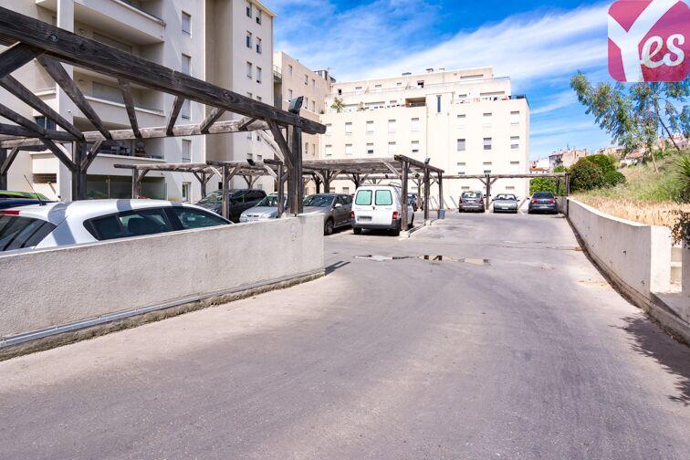 Parking Belle de Mai (aérien) garage