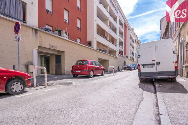 Parking Belle de Mai (aérien) location mensuelle