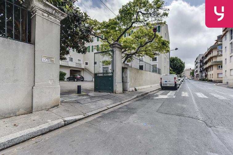 Parking Boulevard de la Liberté (aérien) location