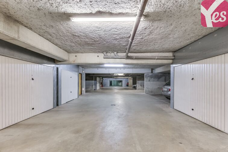 Parking Saint-Marc garage
