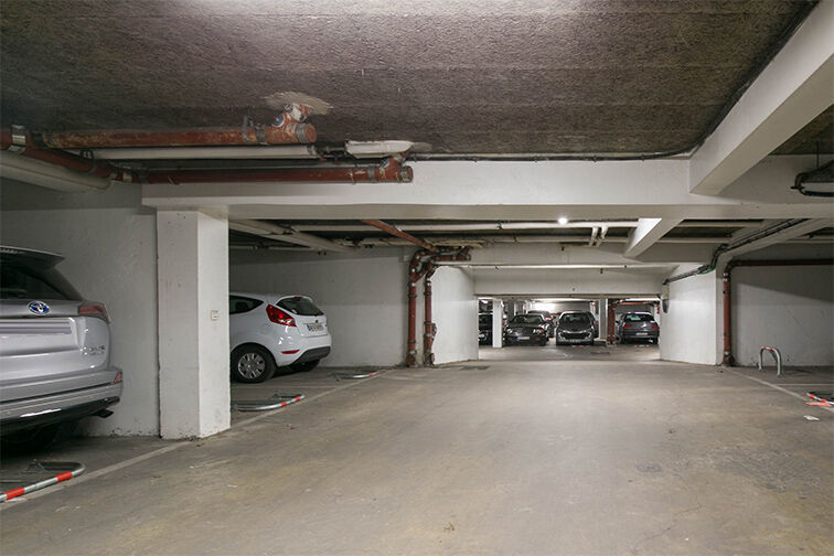 Parking Coudrais - Fontaines Giroux - Bry-sur-Marne 94360