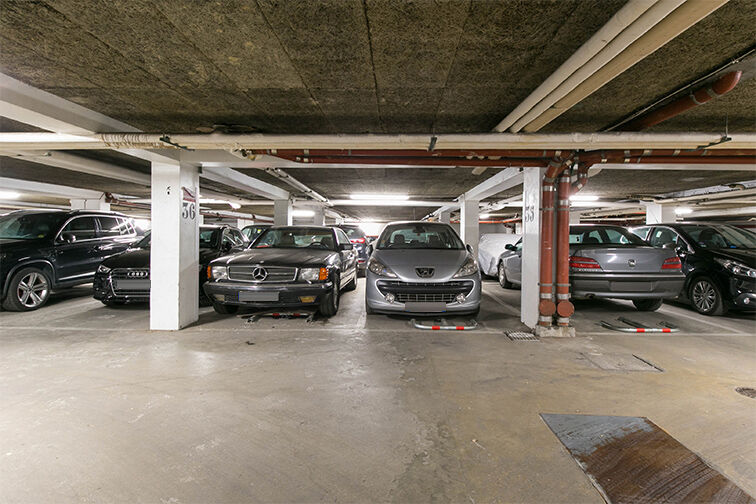 Parking Coudrais - Fontaines Giroux - Bry-sur-Marne gardien