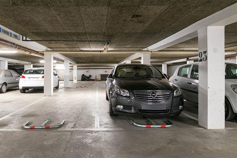 Parking Coudrais - Fontaines Giroux - Bry-sur-Marne Bry-sur-Marne