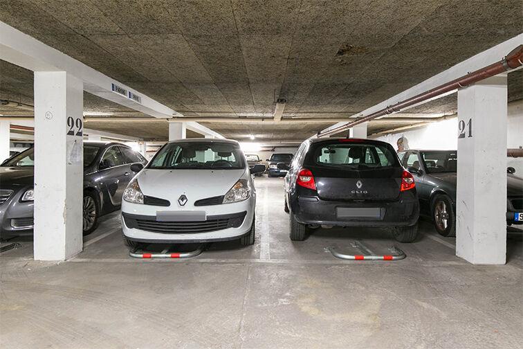 Parking Coudrais - Fontaines Giroux - Bry-sur-Marne souterrain