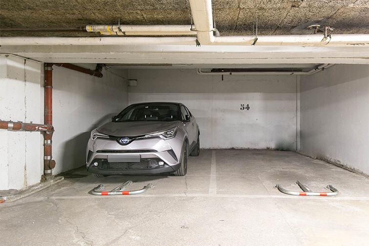 Parking Coudrais - Fontaines Giroux - Bry-sur-Marne caméra