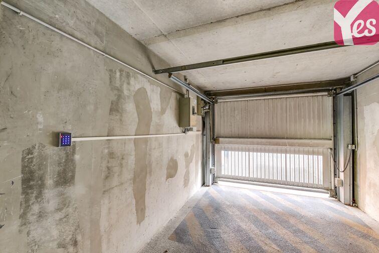 Parking La Mouillère - Orléans sécurisé