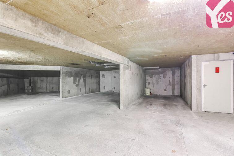 Parking La Mouillère - Orléans souterrain
