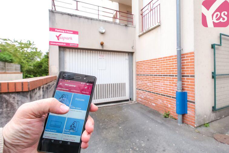 location parking La Mouillère - Orléans