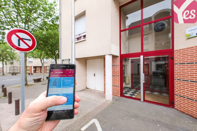 Parking La Mouillère - Orléans avis