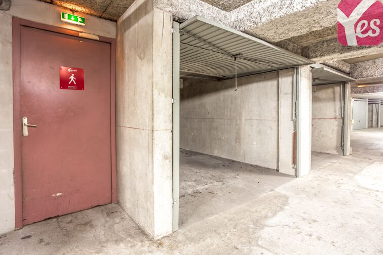 Parking Villon souterrain