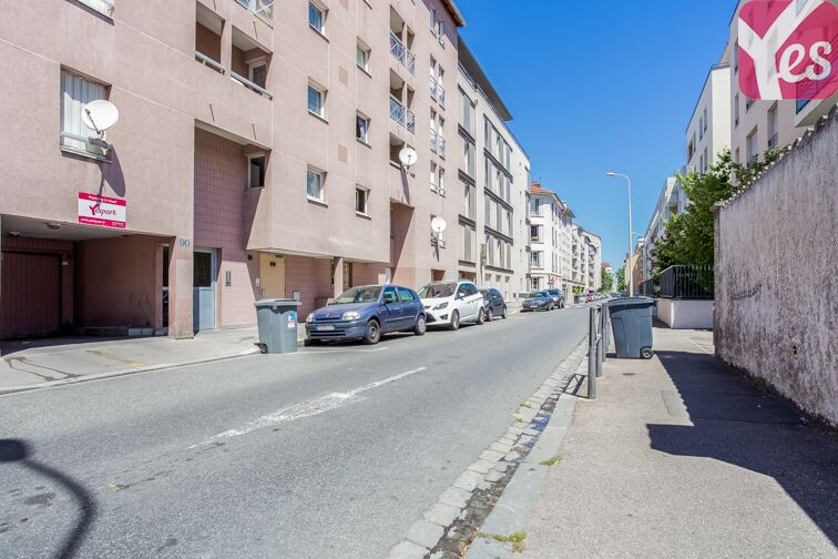 Parking Villon 90 rue Villon