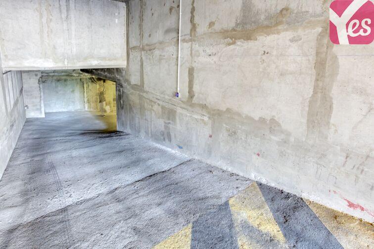 Parking Métro Sans Souci 24/24 7/7